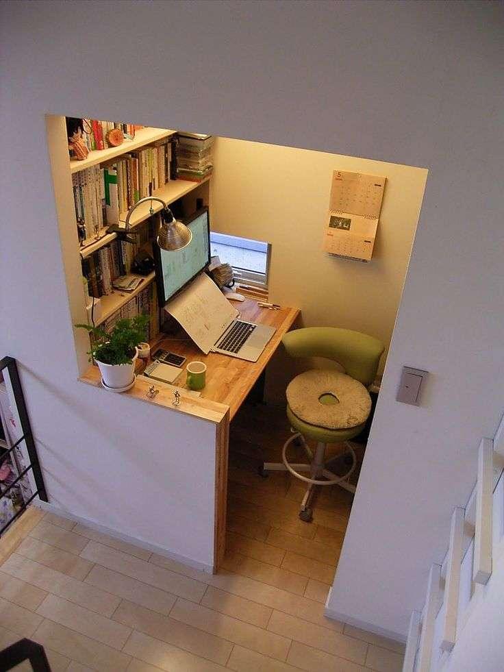 主婦の作業スペースについて