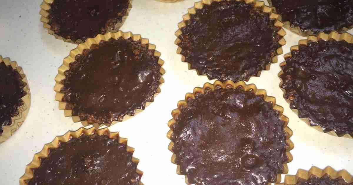 クッキーで簡単タルト生地の生チョコタルト by フニ家 【クックパッド】 簡単おいしいみんなのレシピが283万品