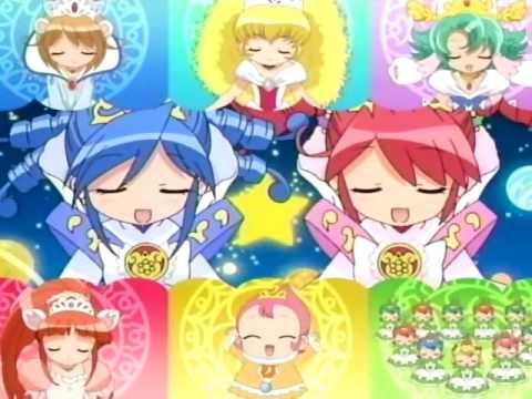 ふしぎ星の☆ふたご姫 ED2「パタタタ・ルン♪」 - YouTube