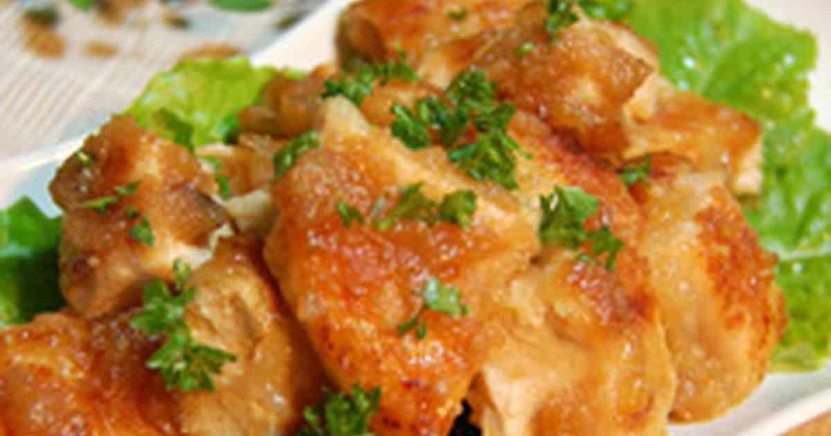 秘密のやわらかチキン☆.。.:*・゚ by たうんびー 【クックパッド】 簡単おいしいみんなのレシピが283万品