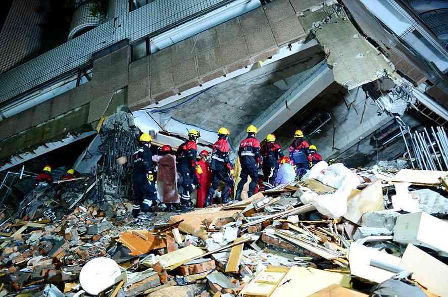 台湾地震 日本から7人の専門家チーム派遣「午後現地入り」 | ハザードラボ