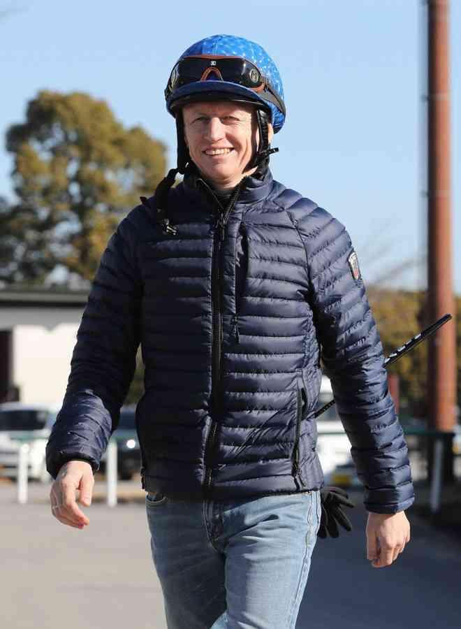 ミナリク短期免許で初来日 亡き親友の鞍とともに「ひとつでも勝利をつかみたい」 (デイリースポーツ) - Yahoo!ニュース