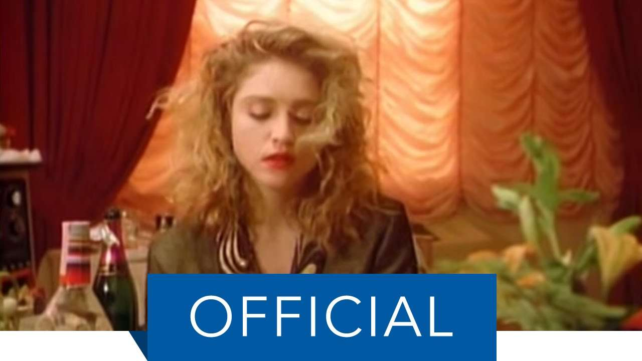 Madonna - Into The Groove  (Official Music Video) - YouTube