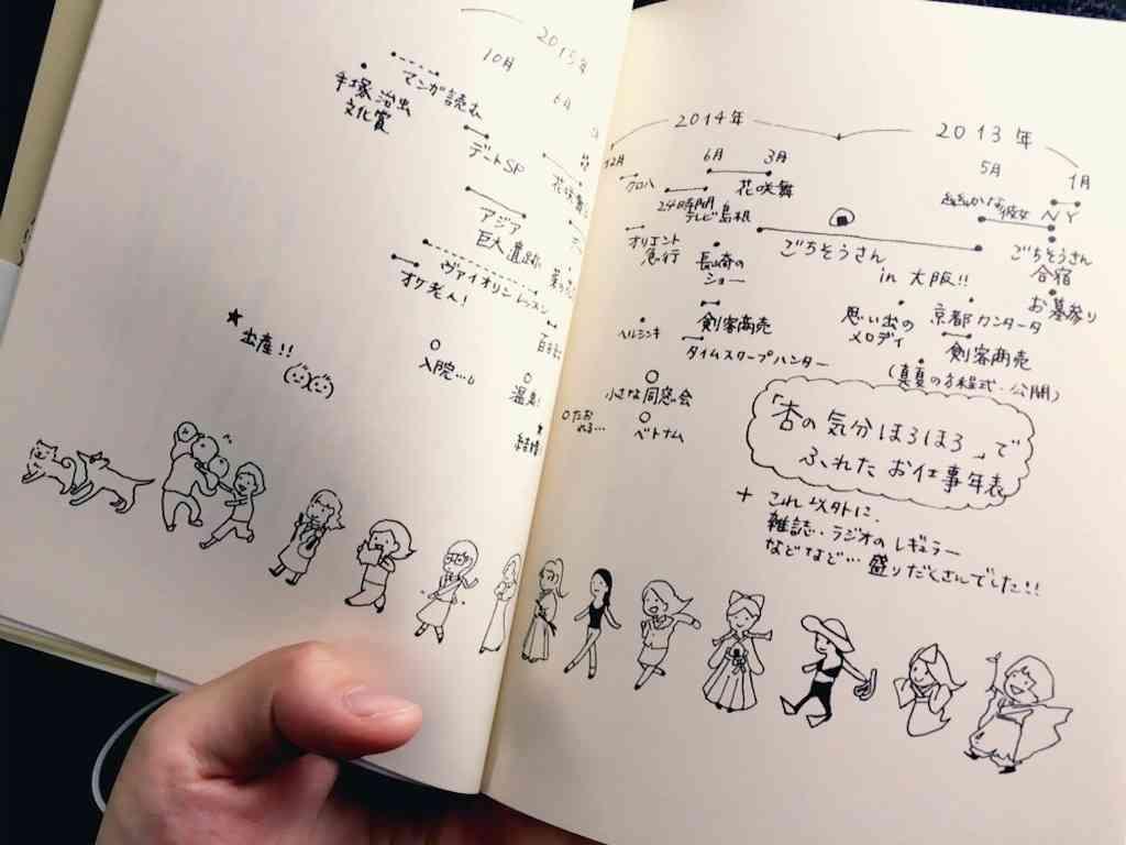 杏、第3子出産後初公の場で子育て語る「紙を持っていると破られちゃう」