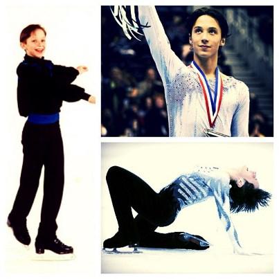 ジョニー・ウィアー、現役引退。 Johnny's World「氷」全訳 | たらのフィギュアスケート日記