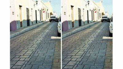 完全に同じ写真なのに見れば見るほど異なる角度から撮影したものに見えてくる不思議な写真 - GIGAZINE