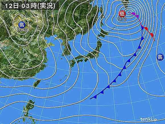 12日 北陸など 更なる大雪に警戒を(日直予報士) - 日本気象協会 tenki.jp