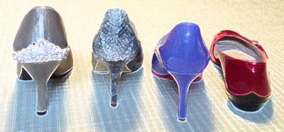 k's narrow feet 〜細幅足の悩み〜 私が買ったちいさな踵の靴(踵比較写真あり)