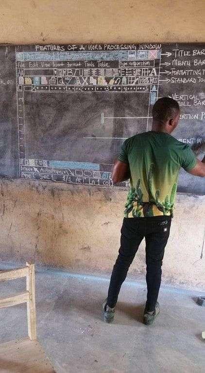 外国人「ガーナのとある学校ではIT授業なのにPCが使えないんだ...」【海外の反応】 : ふろぺじ! 海外の反応