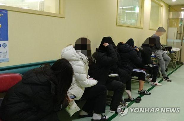 韓国人「平昌五輪警備員、集団食中毒の疑いで30人が病院に運ばれる」 : カイカイ反応通信