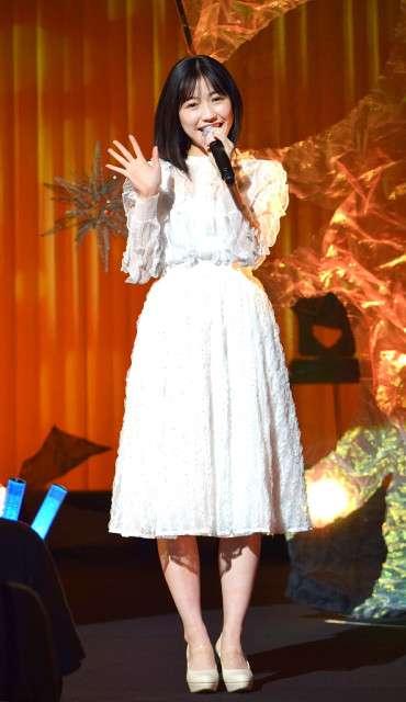 渡辺麻友、3月1日に個人ファンクラブ「W3M∞(ダブミー)」を設立