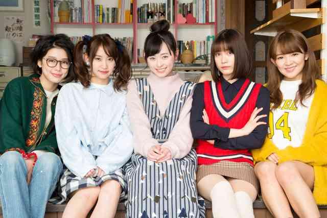 「プリキュア」とコラボしたドラマ放送、福原遥、中村ゆりか、永尾まりやら出演 - 映画ナタリー