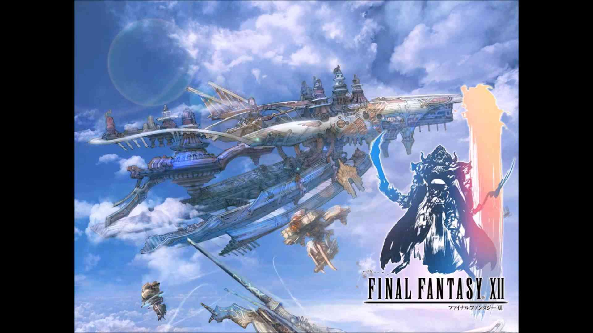 "FINAL FANTASY XII - SYMPHONIC POEM HOPE - 5.-5th mov. ""Road of Hope~Refrain"" - YouTube"