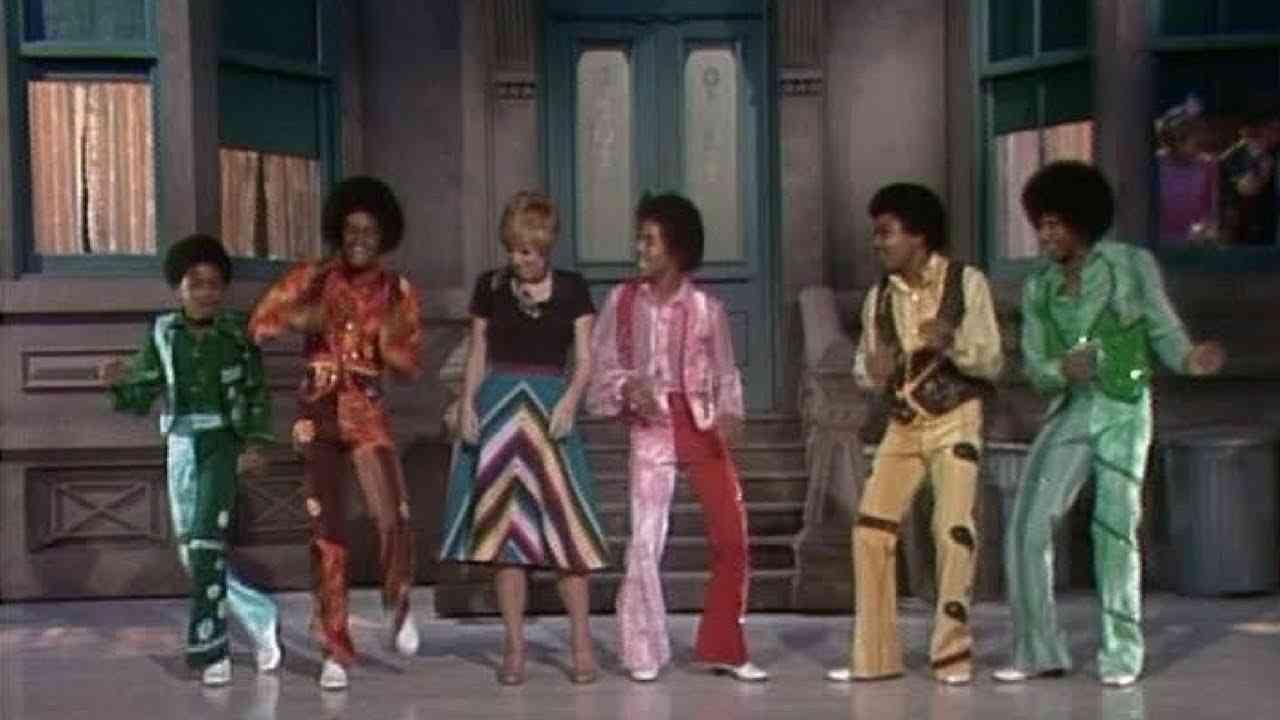 The Jackson 5 - Body Language [Carol Burnett Show - 1976] - YouTube