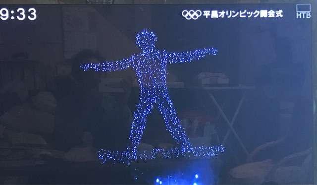 平昌五輪開会式の最中にサイバー攻撃か ドローン飛ばせず映像を使用