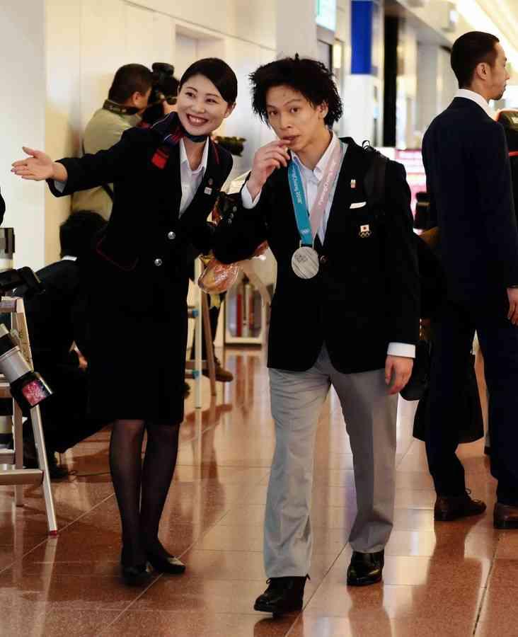 スノボ平野歩夢、五輪選手村では「毎日ビビンバ」 (デイリースポーツ) - Yahoo!ニュース