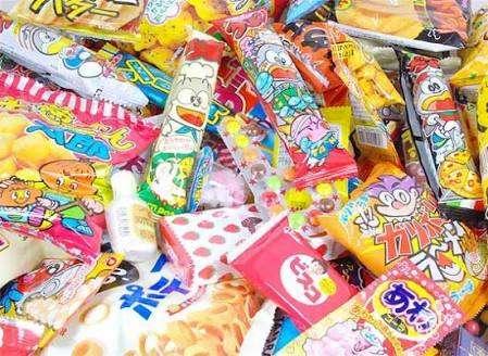 一番好きなしょっぱいお菓子と甘いお菓子