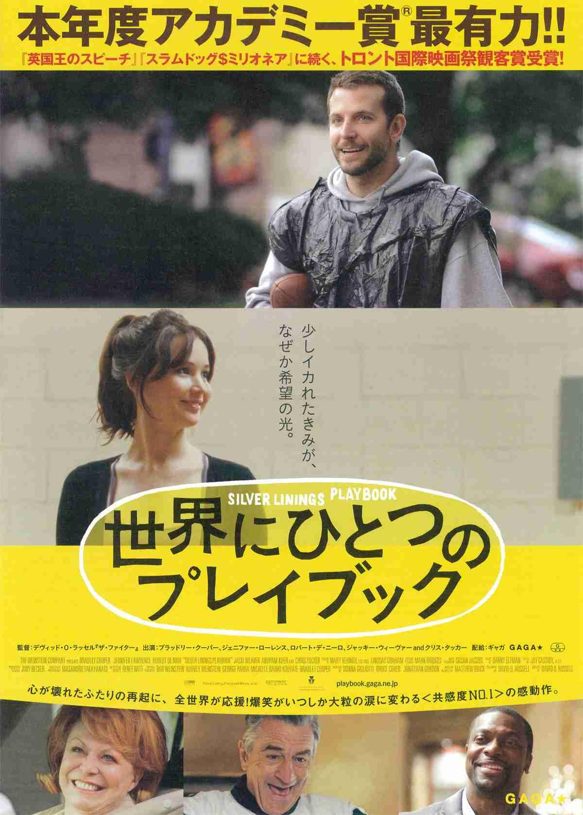 世界にひとつのプレイブック - 作品 - Yahoo!映画