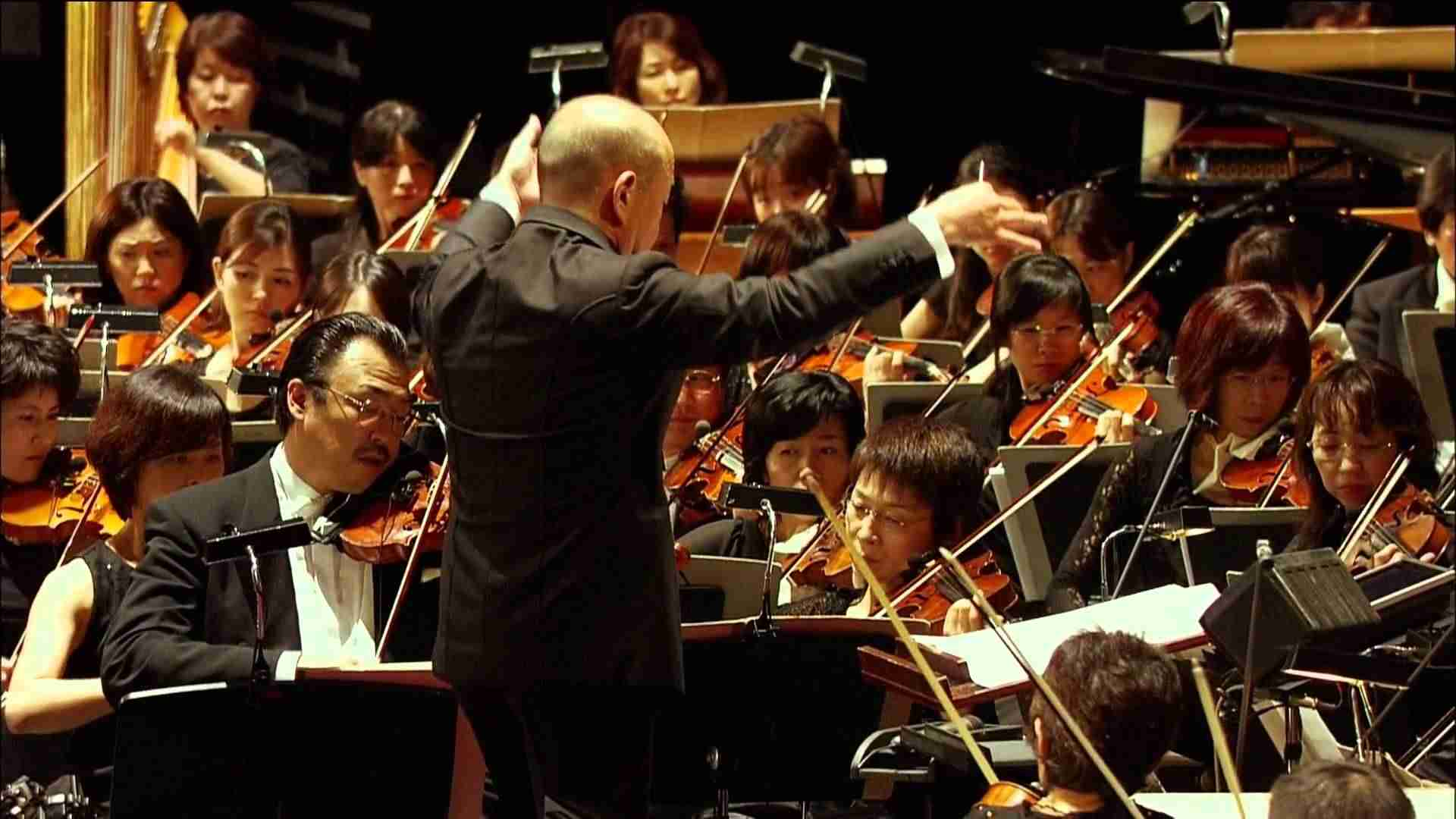 Joe Hisaishi Budokan Studio Ghibli 25 Years Concert 1080 Sub - YouTube