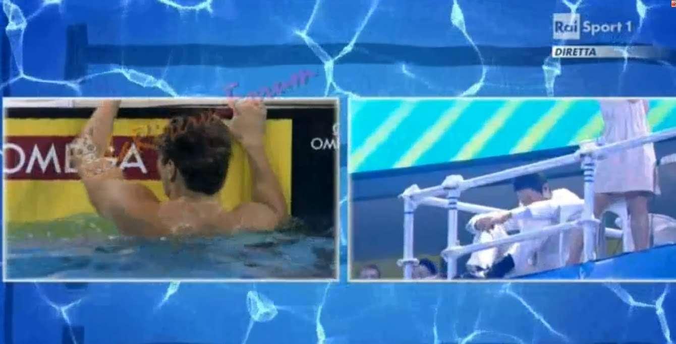 【海外の反応】海外メディアが世界水泳を生放送中なのに熱い松岡修造に夢中 - YouTube
