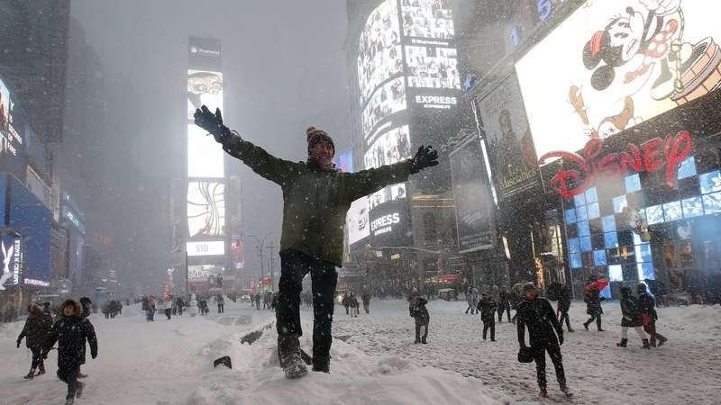 温暖化で大寒波が頻発するのは何故なのかー北米、アジアでも猛威、ゴジラならぬ「スノージラ」(志葉玲) - 個人 - Yahoo!ニュース