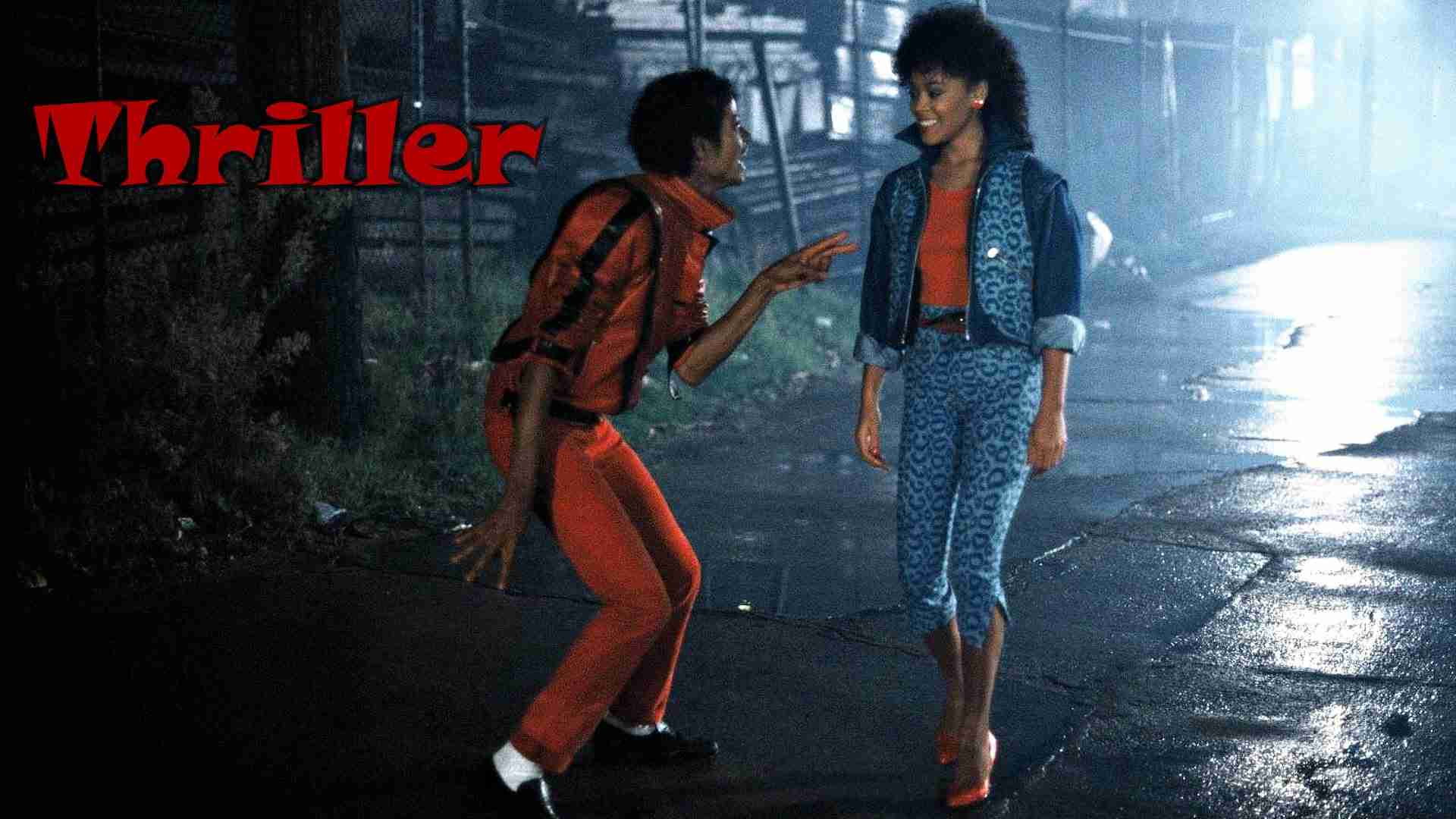 Michael Jackson - Making Of Thriller (Full Movie) - GMJHD - YouTube