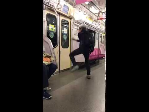 小田急でクッソヤベー婆さんがwwww - YouTube