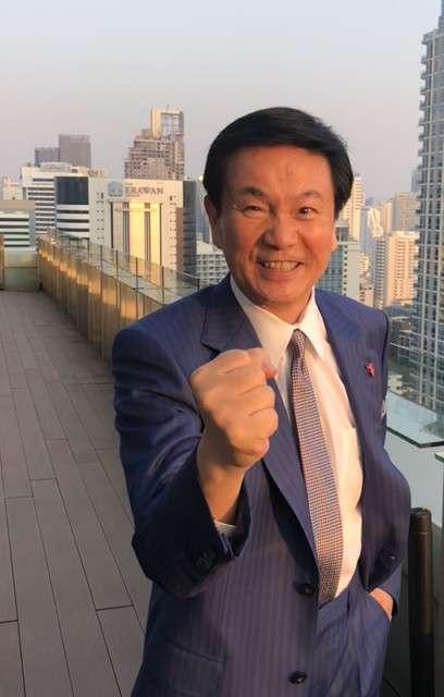 森田健作千葉県知事、トップセールスで訪れたタイでアイドル並みの歓迎