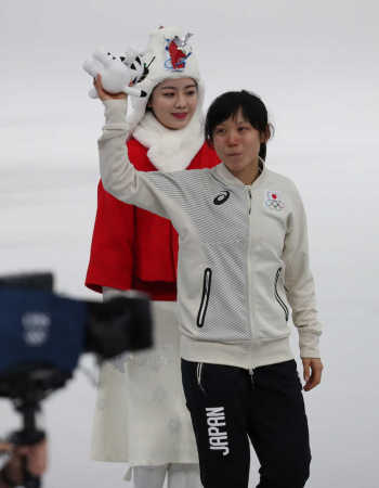 高木美帆、目指すは3個目メダル 団体追い抜き金へ「チームで戦っていきたい」(スポニチアネックス) - goo ニュース