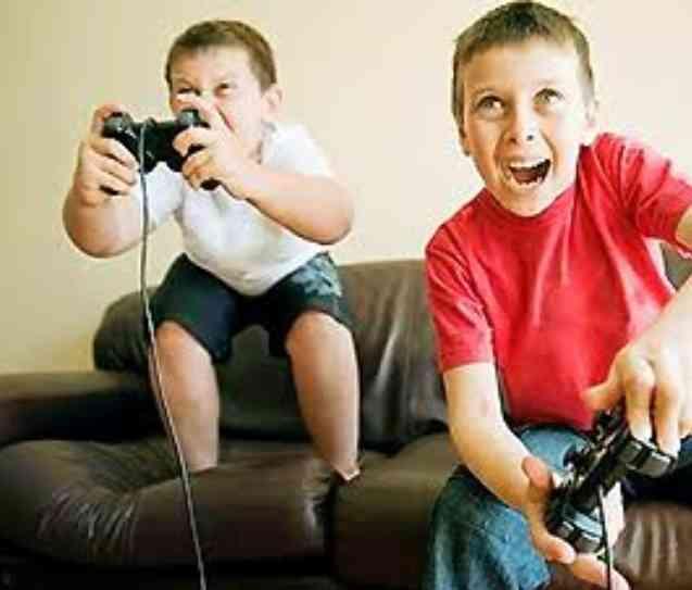 子供のゲーム時間について