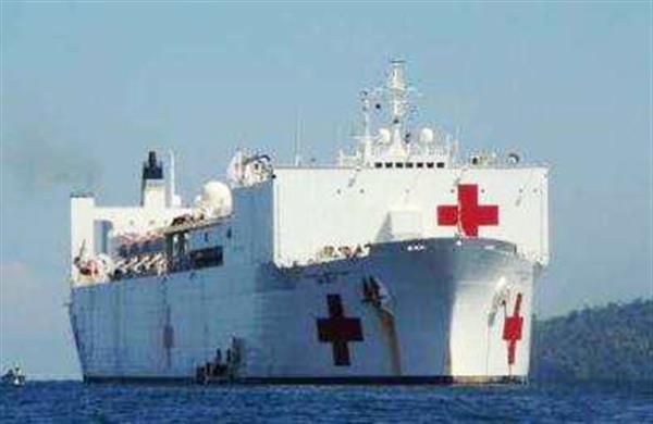 世界最大級の米海軍病院船「マーシー」、6月に東京初寄港 安倍晋三首相「災害時医療へ知見生かす」 - 産経ニュース