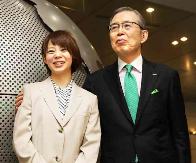高木菜那、報奨金合計6000万円 所属の日本電産では3階級特進で係長に昇進 : スポーツ報知