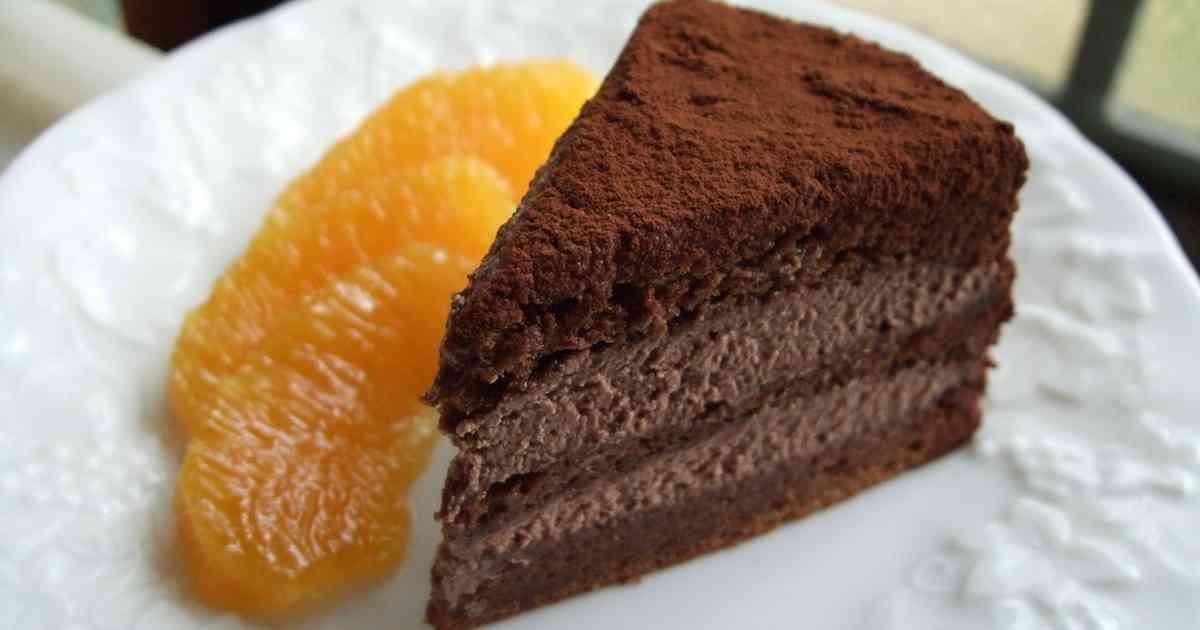 ふんわりとろける チョコレートケーキ by ゆきらいん 【クックパッド】 簡単おいしいみんなのレシピが285万品