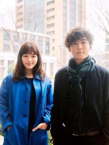 高橋一生、恋愛映画に初主演 川口春奈と初共演で『九月の恋と出会うまで』映画化