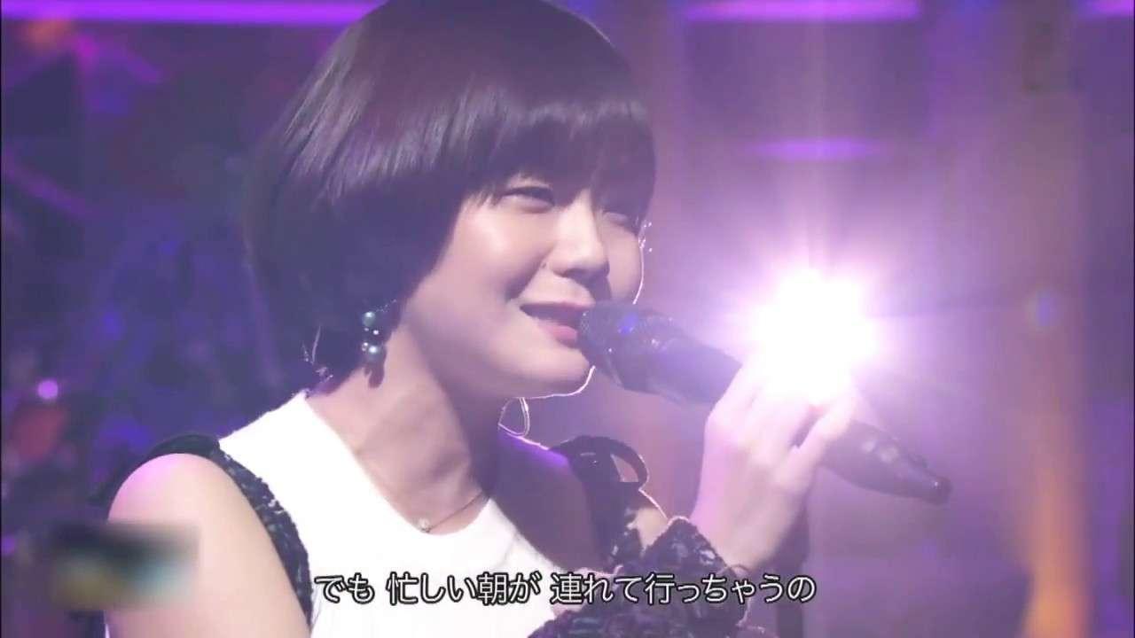 残ってる / 吉澤嘉代子 with ハマ・オカモト (LIVE 2018) - YouTube