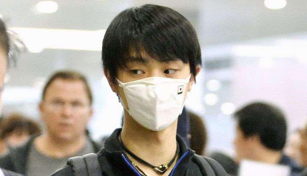 羽生結弦選手「日の丸マスク」の正体とは?   スポーツ   東洋経済オンライン   経済ニュースの新基準