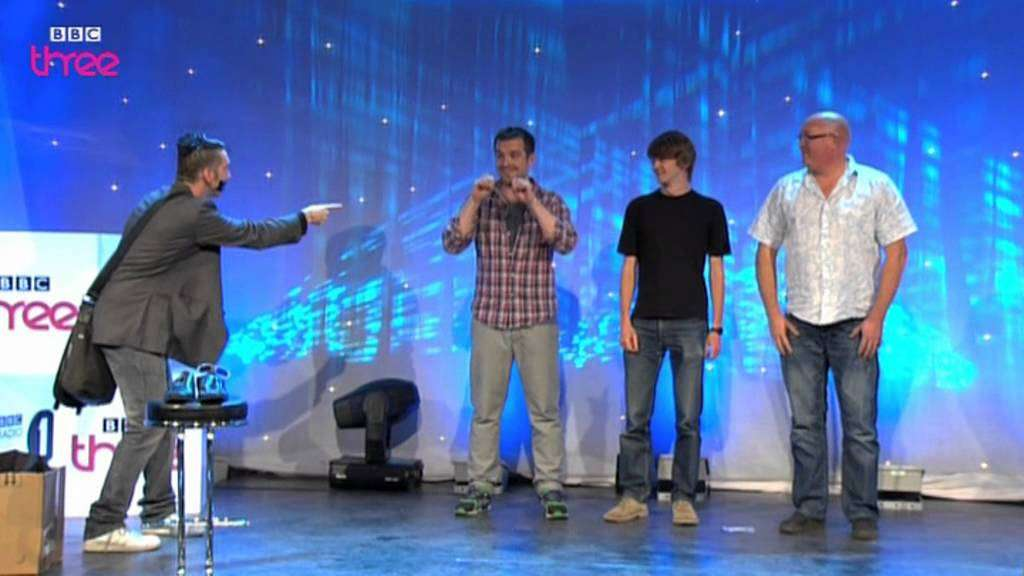 Edinburgh 2011: The Boy With Tape on His Face - Three @ The Fringe - BBC Three - YouTube