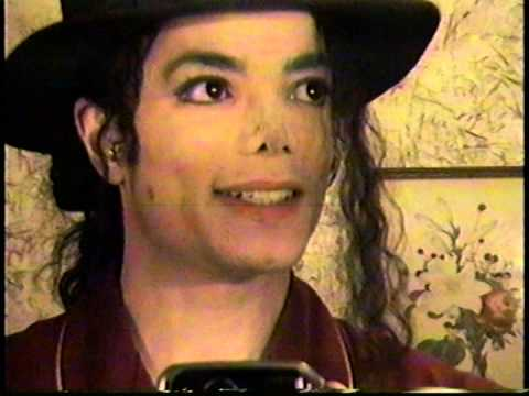 Michael Jackson Christmas at Neverland 1993 pt2 Gottahaverockandroll.com - YouTube