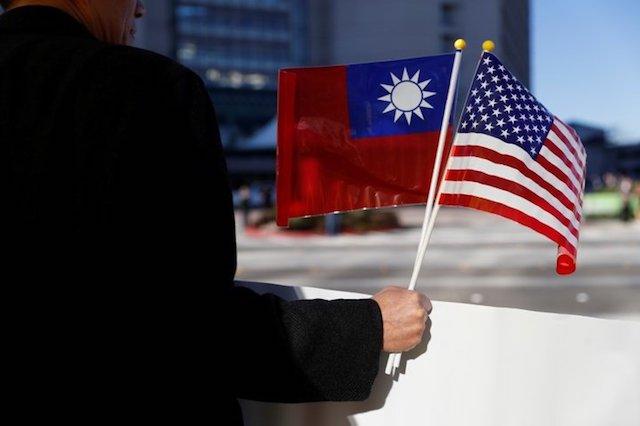 米議会、台湾との政府レベル交流促進する法案可決 中国反発  |  Share News Japan
