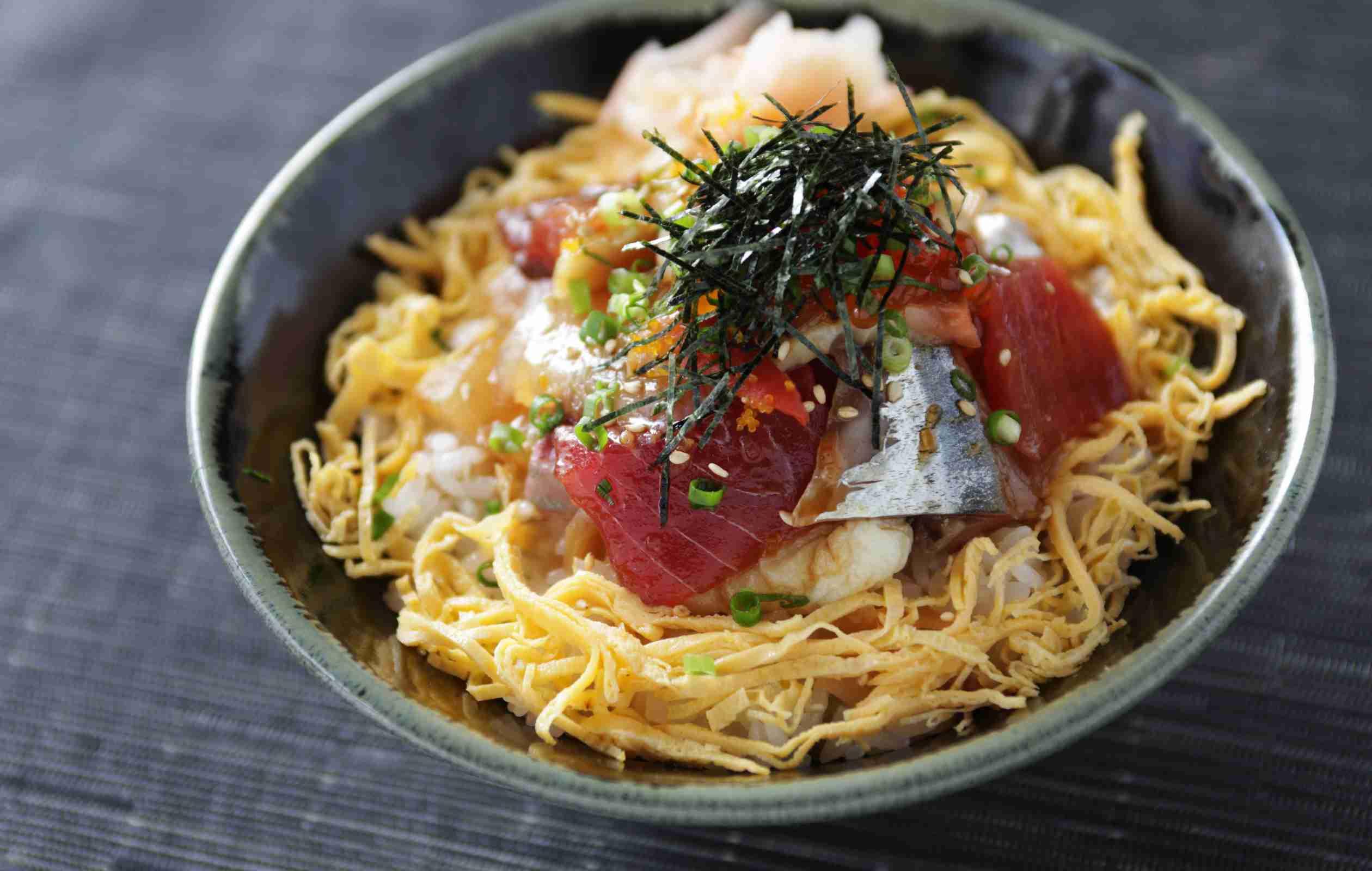 仙台づけ丼|伊達美味(だてうま)|仙台で味わえる、買える美味いもの
