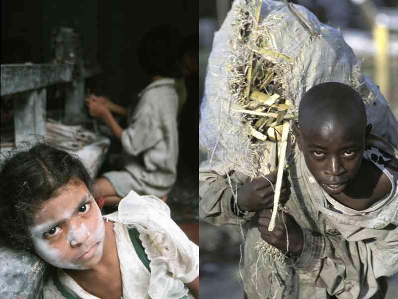 買う前に一考したい、児童労働や強制労働によって作られている可能性の高い13品 - GIGAZINE