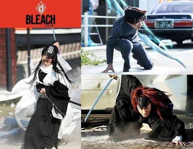 実写「BLEACH」に吉沢亮&早乙女太一&MIYAVI参戦!死神&滅却師として躍動 : 映画ニュース - 映画.com