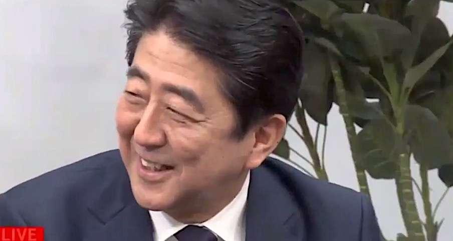 見城徹「安倍総理は良い人すぎる」→ 安倍総理「久々にそう言って頂いて嬉しい。今までずっと『安倍独裁』とか言われて…」(※動画)  |  Share News Japan