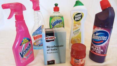 洗剤を使った掃除が1日あたりタバコ20本分の肺機能低下を生むと科学者が指摘