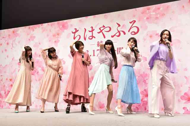 【ちはやふる】Perfumeが広瀬すず、上白石萌音、優希美青の瑞沢かるた部女子にダンスをレクチャー
