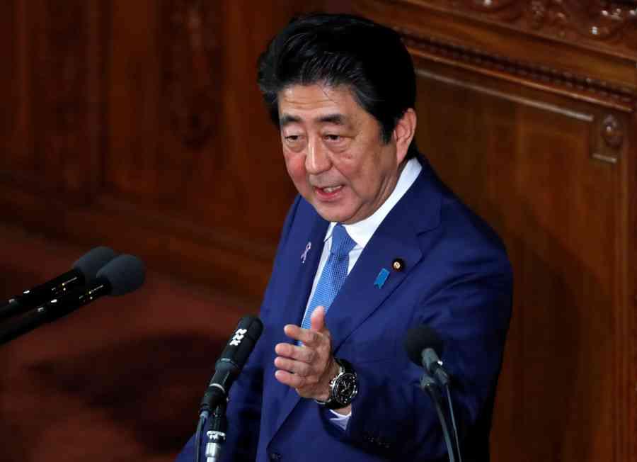 消費税率10%への引き上げ、中止することはない=安倍晋三首相