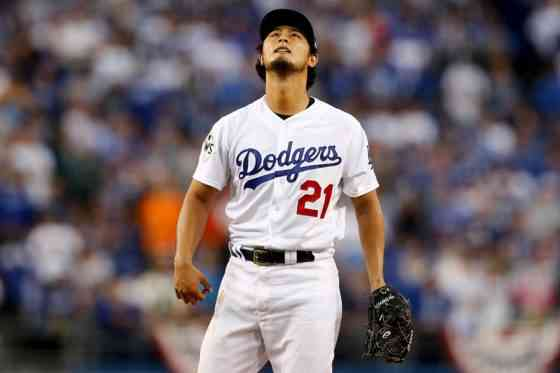 【MLBプレーオフ】KO降板ダルビッシュから溢れる敗戦の責任「ドジャースみんなに迷惑かけた」|BIGLOBEニュース
