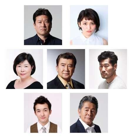 上川隆也主演『執事 西園寺の名推理』佐藤二朗、浅利陽介らレギュラー出演