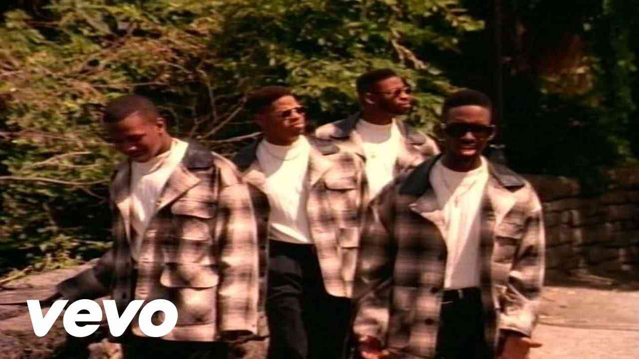 Boyz II Men - End Of The Road - YouTube