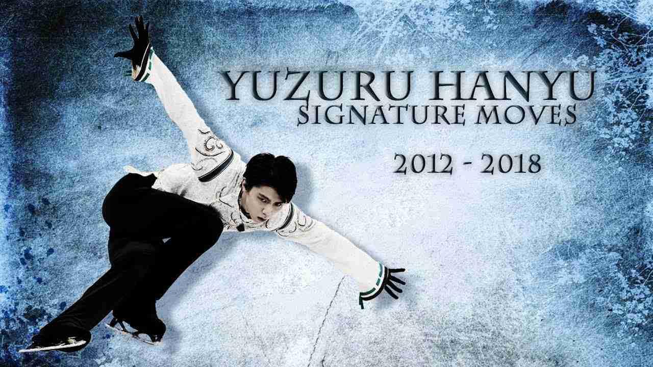 Yuzuru Hanyu 羽生結弦: Signature Moves - YouTube